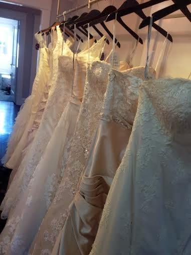 Weekend Wedding Dress Fitting Running