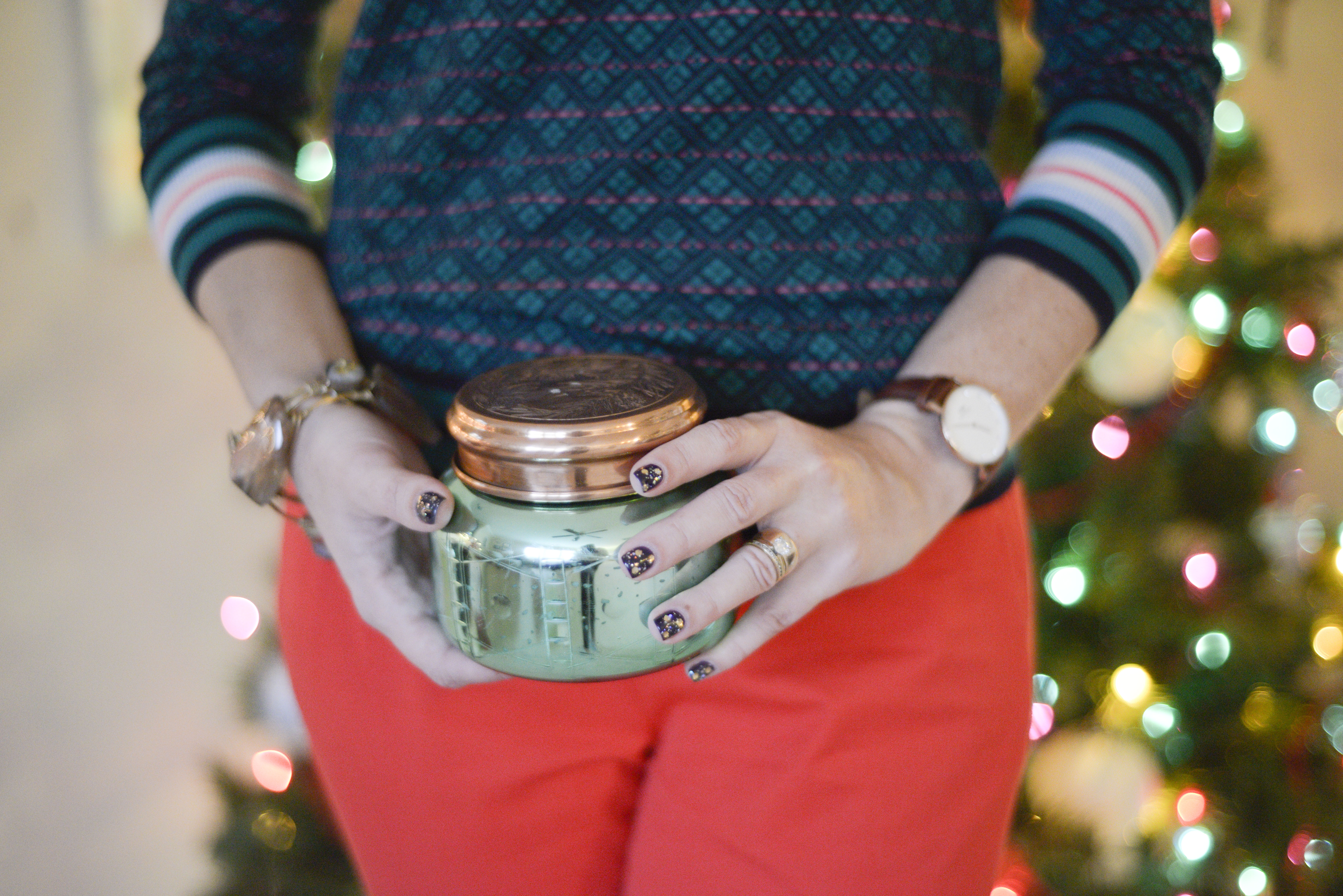 Blogger Holiday Party + Giveaway