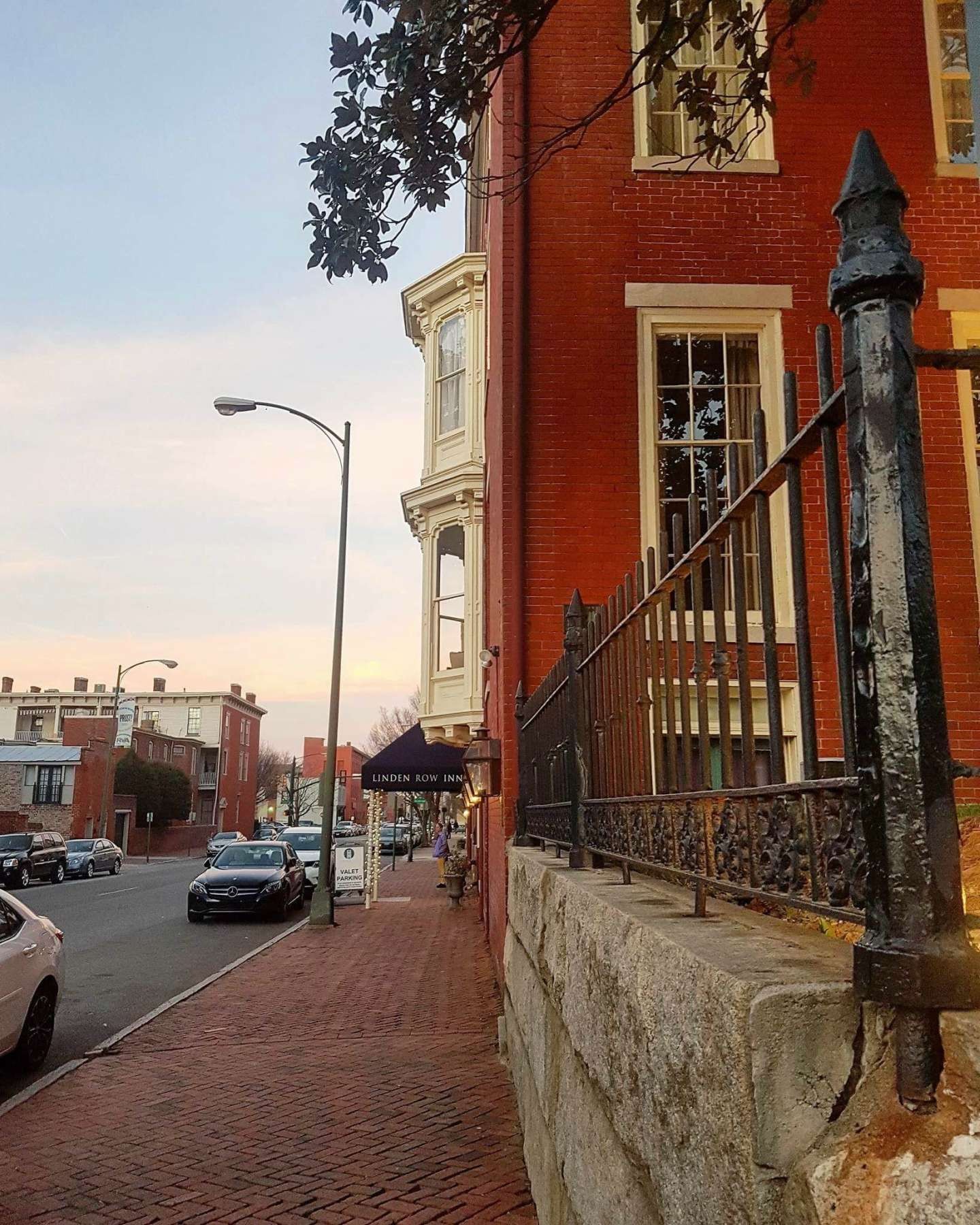 Linden Row Inn & Max's on Broad in Richmond, VA - I'm Fixin' To - @mbg0112