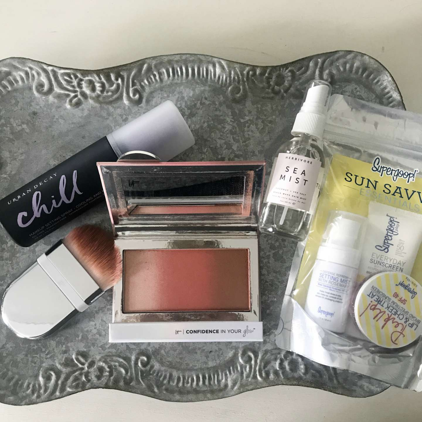 Current Beauty Favorites for Summer - I'm Fixin' To - @mbg0112