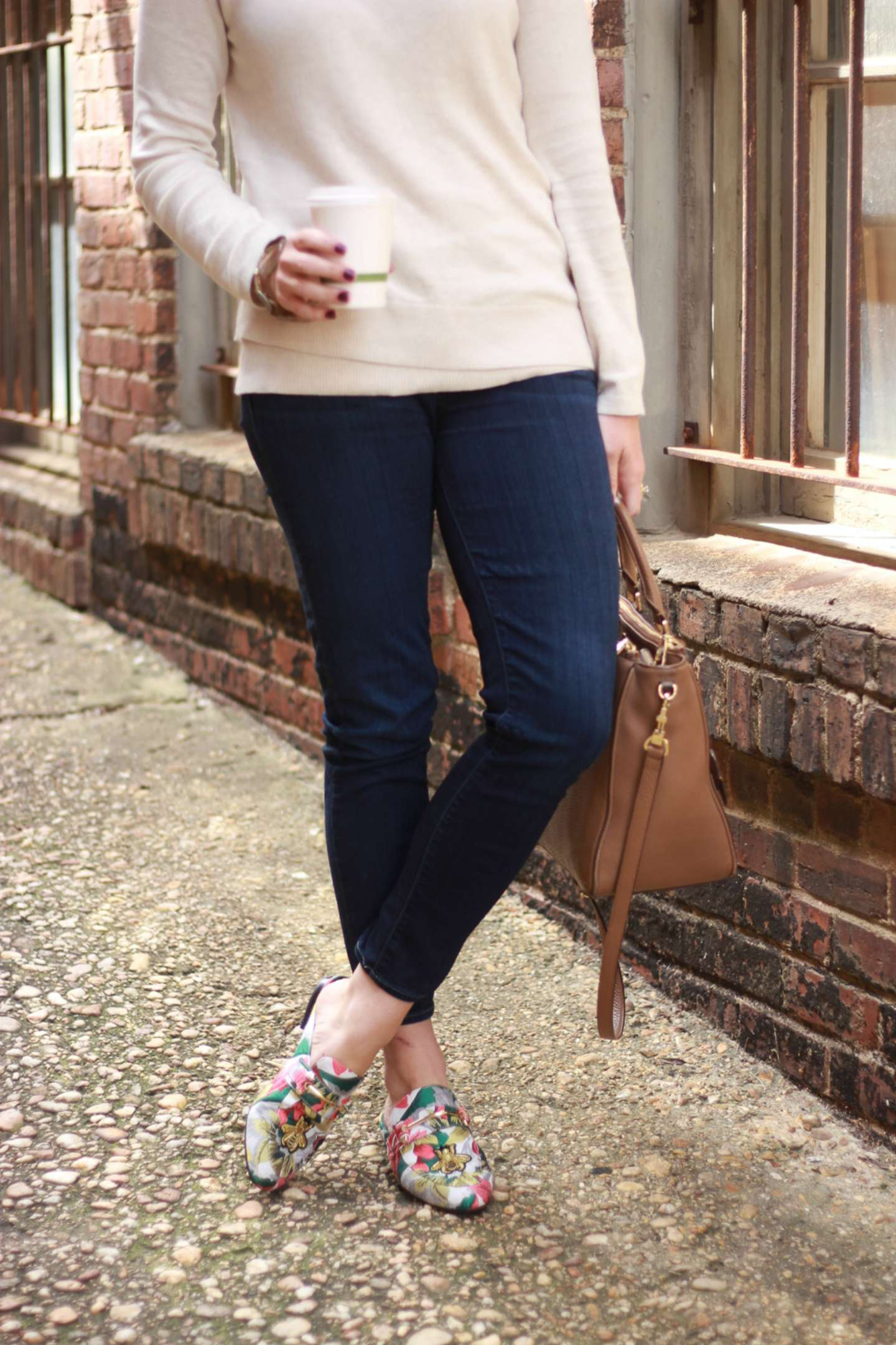The Perfect Neutral Sweater for Fall - I'm Fixin' To - @mbg0112