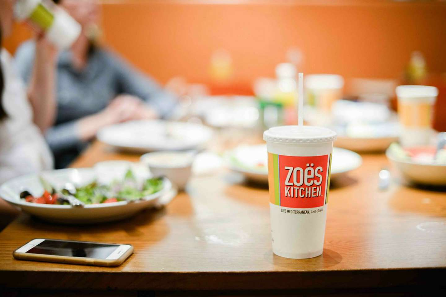 Raleigh Favorite: Zoe's Kitchen - I'm Fixin' To - @mbg0112