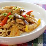 Recipe: SkinnyTaste Cajun Chicken Pasta