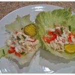 Recipe: Slow-Cooker Chicken Lettuce Cups