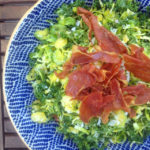 Recipe: Shaved Brussel Sprout Salad with Crispy Prosciutto