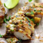 Recipe: Cilantro Lime Chicken