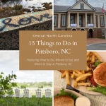 15 Things to Do in Pittsboro, NC