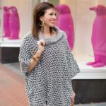 Cowl Neck Sweater for Exploring 21c Museum Hotel