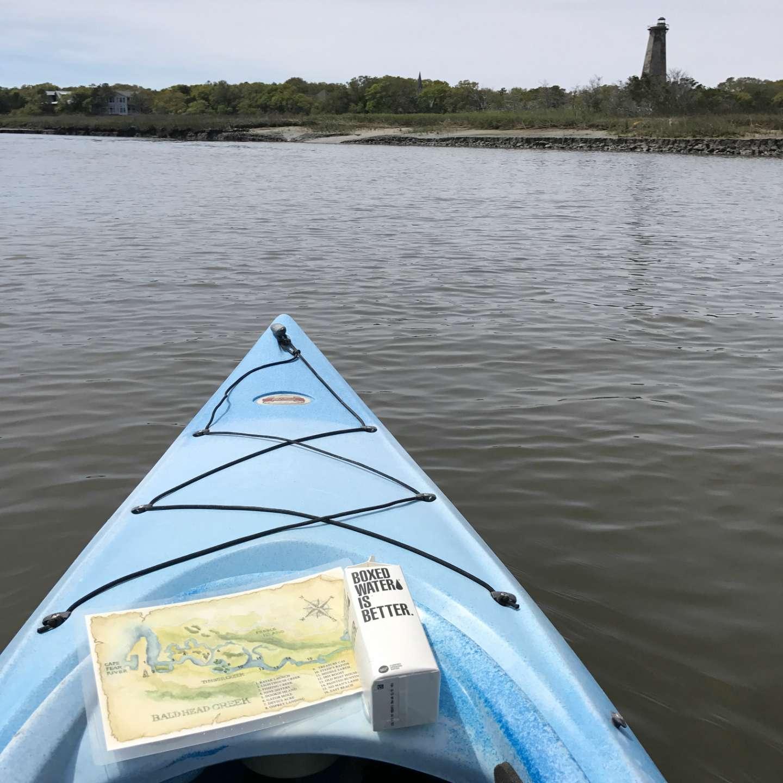 What to Do on Bald Head Island - I'm Fixin' To - @mbg0112 - What to Do on Bald Head Island by popular North Carolina travel blogger I'm Fixin' To
