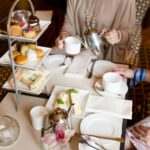 A Ladies' Afternoon Tea at Fearrington House Inn