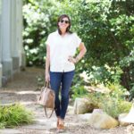 My Favorite Classic Look for Spring from Madewell