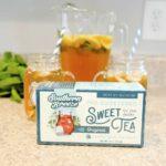 Mint Julep Sweet Tea with Southern Breeze Sweet Tea