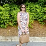J. Jill Floral Dress for Now Through Fall