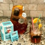 Cranberry Citrus Tea Featuring Southern Breeze Cold Brew