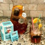 Cranberry Citrus Tea Featuring Southern Breeze Cold Brew