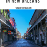 Our Holiday Weekend in New Orleans