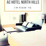 Raleigh Hotel: AC Hotel North Hills