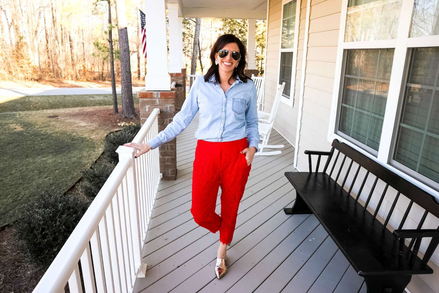 5 Outfit Ideas for Valentine's Day - I'm Fixin' To - @mbg0112
