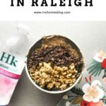 The Best Places for Açaí Bowls in Raleigh