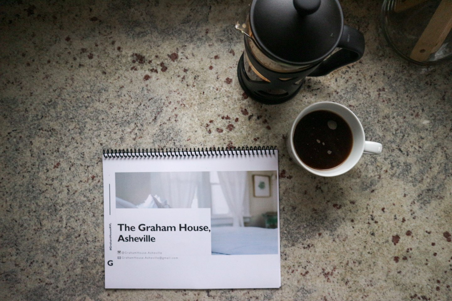 The Perfect Winter Weekend in Asheville at the Graham House - I'm Fixin' To - @mbg0112