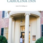 A Night at the Carolina Inn