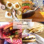 Top 10 Best Burgers in North Carolina