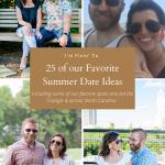 Top 25 Romantic Summer Date Ideas