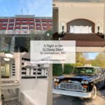 A Night at the O.Henry Hotel In Greensboro, NC