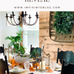 Cozy Fall Decor Ideas for your Home & Foyer