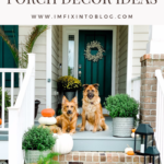 Our Inviting and Cozy Fall Front Porch Decor Ideas