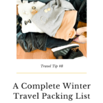 A Complete Winter Packing Essentials List