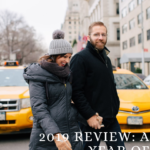 2019 Review: a Year of Travel