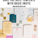 5 Tips for Choosing the Right Save the Date Template