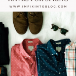 A Recent J Crew Haul for Men: 12 Must Haves for Spring