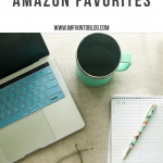 Top 12 Recent Amazon Favorites