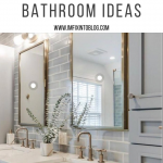 Inspiration Board: Modern Guest Bathroom Ideas