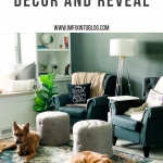 Home Office Decor and Reveal