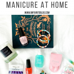 How to Master the Perfect Manicure at Home