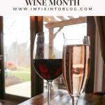 Celebrate North Carolina Wines during NC Wine Month