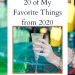 20 of my Favorite Things of 2020