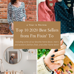 Top 10 2020 Best Sellers from I'm Fixin' To