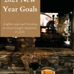 2021 New Year Goals