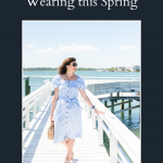 Style Diary: What I've Been Wearing this Spring