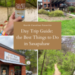 Day Trip Guide: the Best Things to Do in Saxapahaw